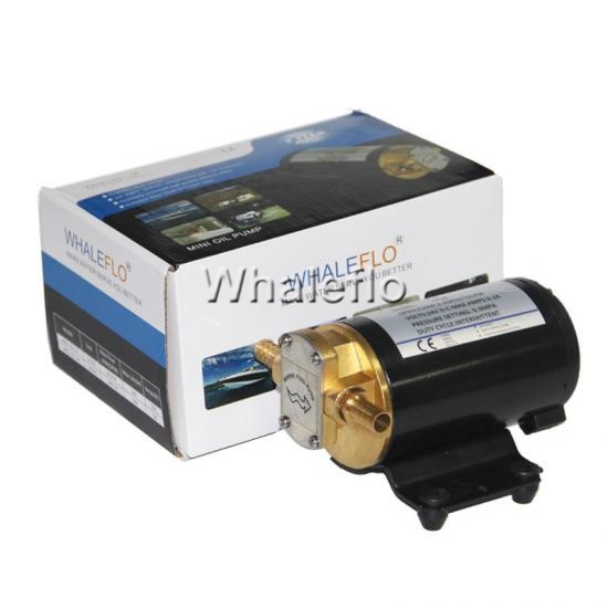 Whaleflo DC Brass Gear Oil Pump
