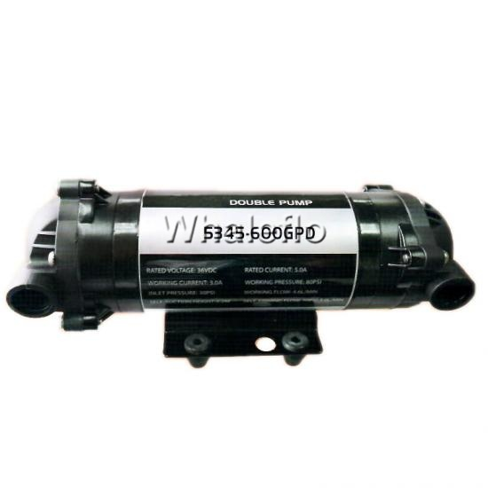 600GPD Booster Pump